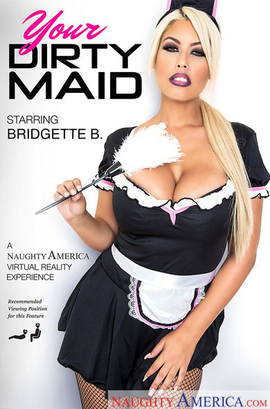 Bridgette B. In Naughty America – 'Your Dirty Maid'