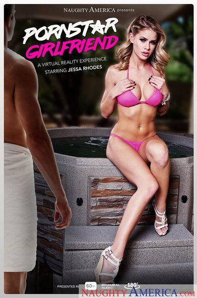 Jessa Rhodes In Pornstar Girlfriend