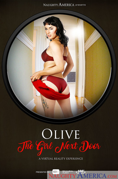 Olive, the Girl Next Door VR Porn